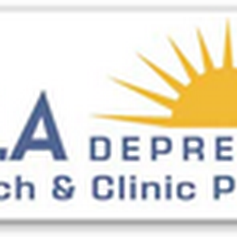 UCLA Completes Clinical Trial Using Trigeminal Nerve Stimulation For Improvement With Depression With 80% Achieving Improvement