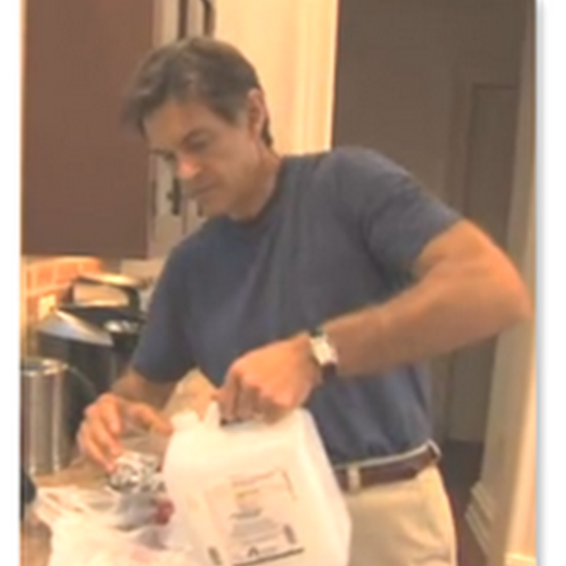 Dr. Oz's Colonoscopy From the Show–Update On the Process From Preparation to Finish (Videos)