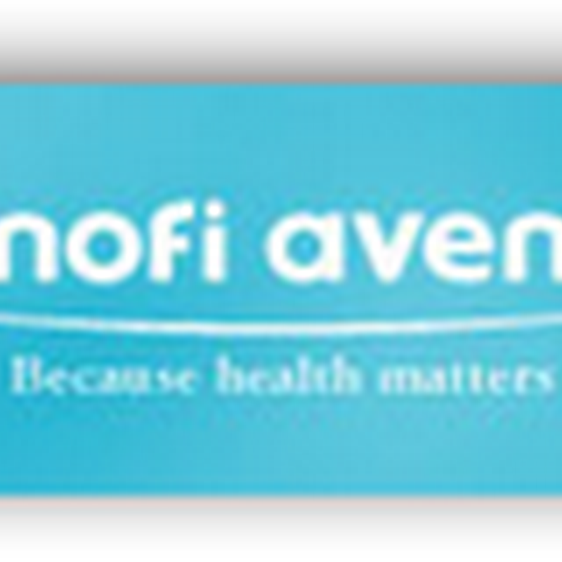 Sanofi-Aventis Announces Dropping 1,700 Jobs–13% of Their US Workforce