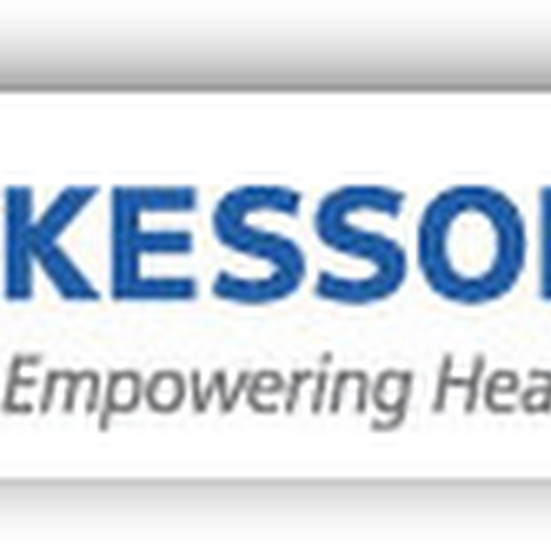 McKesson Buys US Oncology Informational and Web Services Valued At $2.16B