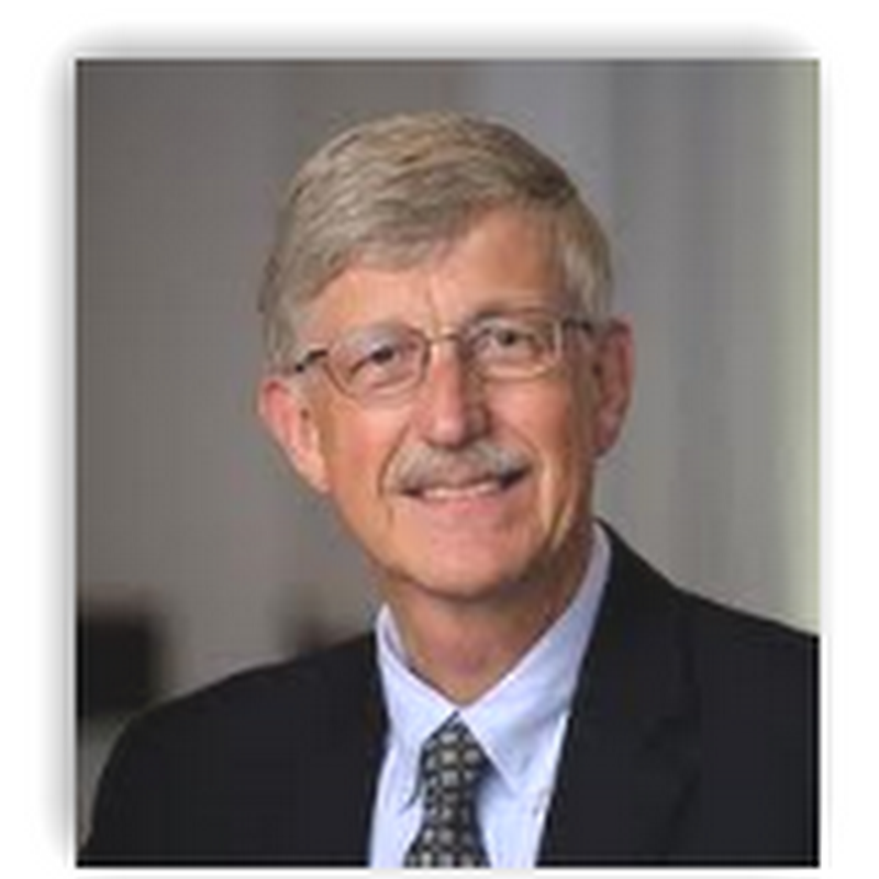 Francis Collins Encouraging Partnerships with the NIH Relative to Translational Research, Clinical Trials, And FDA Approval Processes