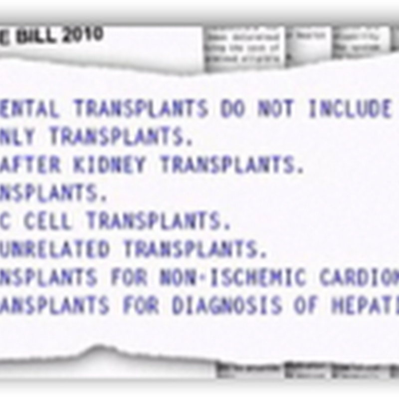 Keith Olbermann Updates Arizona Transplant Denials–Death Panel Algorithms Provided by Subsidiary of United HealthCare (Video)