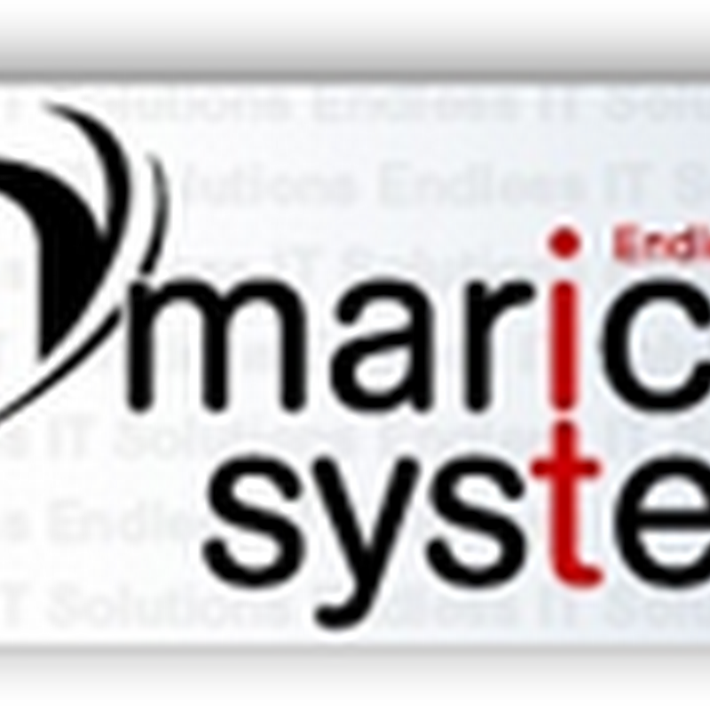 Maricom Systems Awarded $42.9 Million Contract With CMS To Provide Business Intelligence-More Algorithms for Analysis