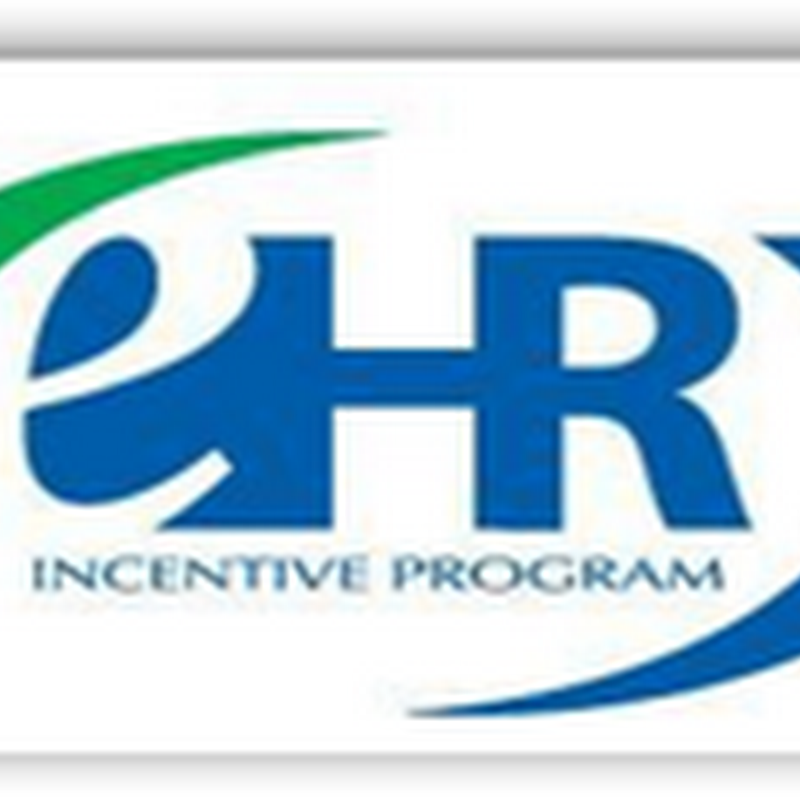 Registration for EHR Incentive Program To Register for Stimulus Money Opens Jan 3rd