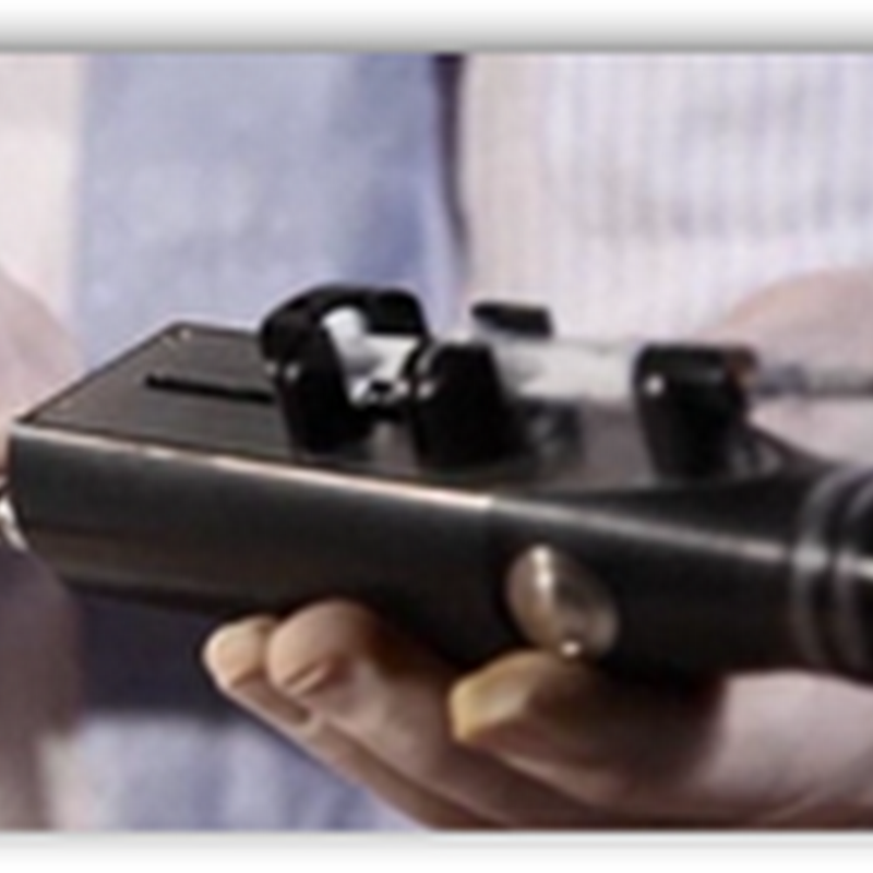 First We Had Spray On Stem Cells and Now The Stem Cell Skin Gun for Wound Care Speeds Healing- Regenerative Medicine