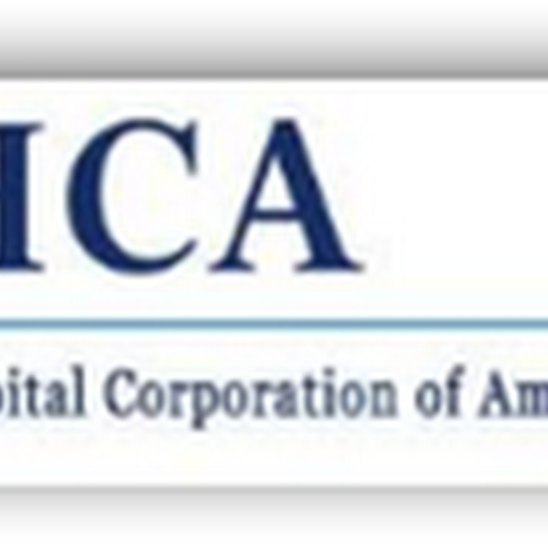 HCA Reorganizes Again With Adding Business Services To Sell-Names New CEO