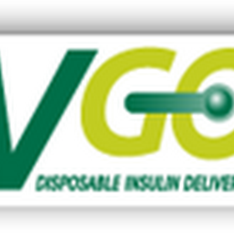 V-Go™ Disposable No-Needle Insulin Delivery Device Receives FDA 510(k) Clearance to use Valeritas Drug