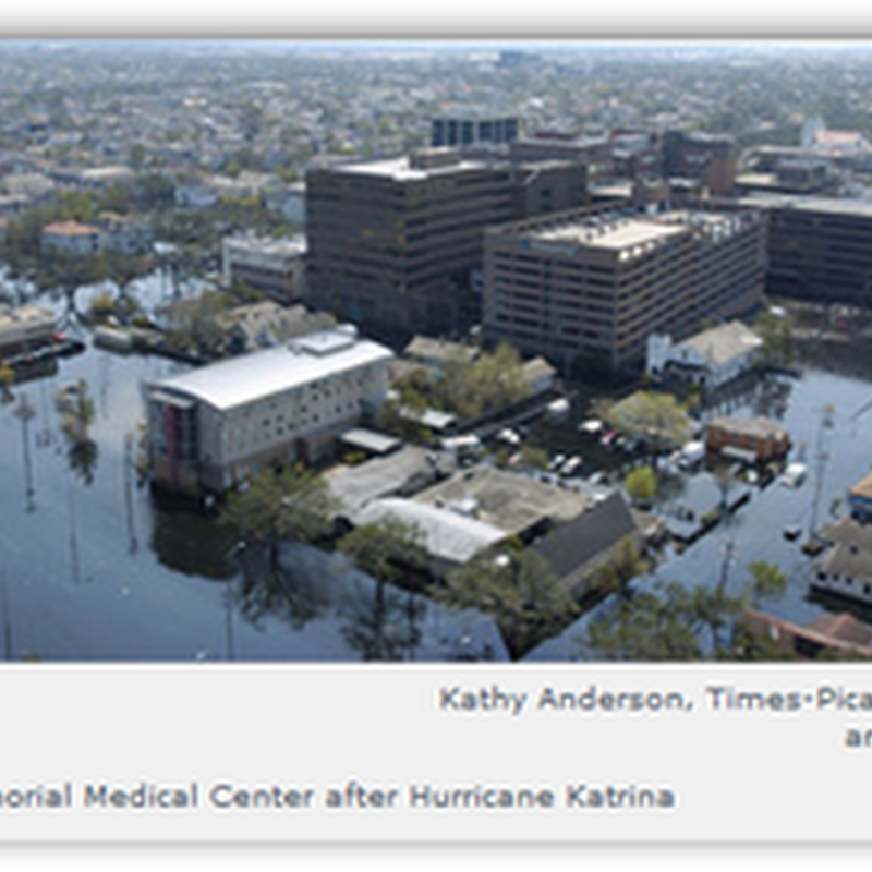 Tenet Settles Class Action Lawsuit Relative to Hurricane Katrina Deaths at Memorial Medical Center