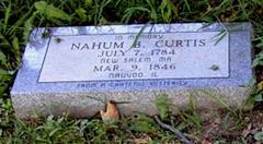 Nahum Curtis