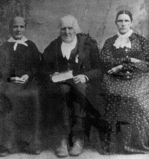 Portrait of Agnes Nicol, William Austin & Agnes McIntire