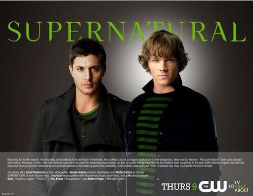 download baixar Supernatural 5ª 6ªTemporada Sobrenatural