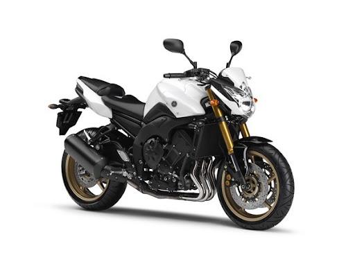 Carenagem Yamaha Fazer 8 cor branca