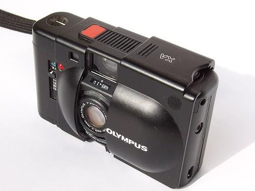 Random Camera Blog: Olympus XA Joy...