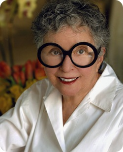Sylvia Weinstock official image
