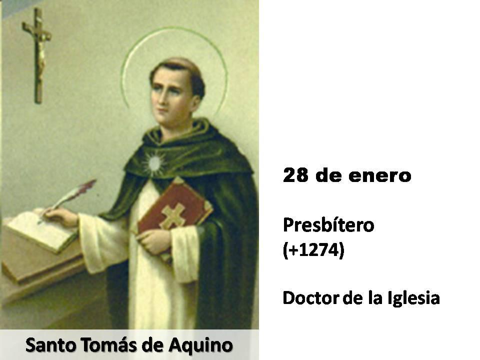 Frases De Santo Tomás De Aquino