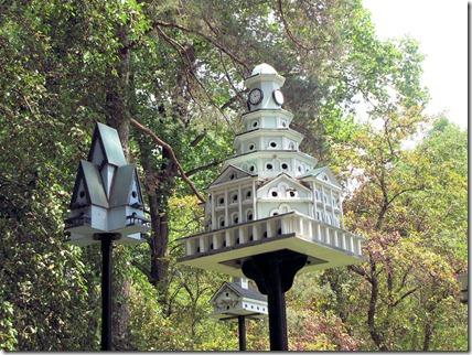 Birdhouses Kentuck Knob