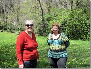 Judy and Debra