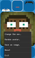 Screenshot of 8Bit Avatar Maker