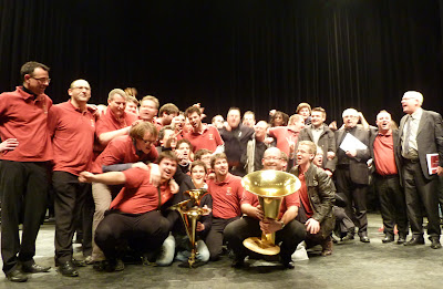 Brass Band – Nord Pas-de-Calais Champion National CMF 2011