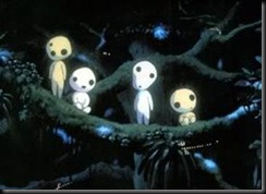 Kodama tree spirits1
