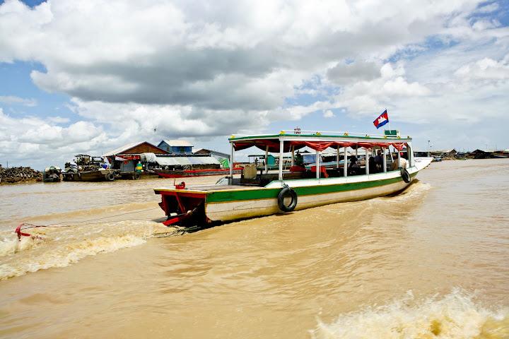 Biển Hồ - Tonle Sap - Cambodia