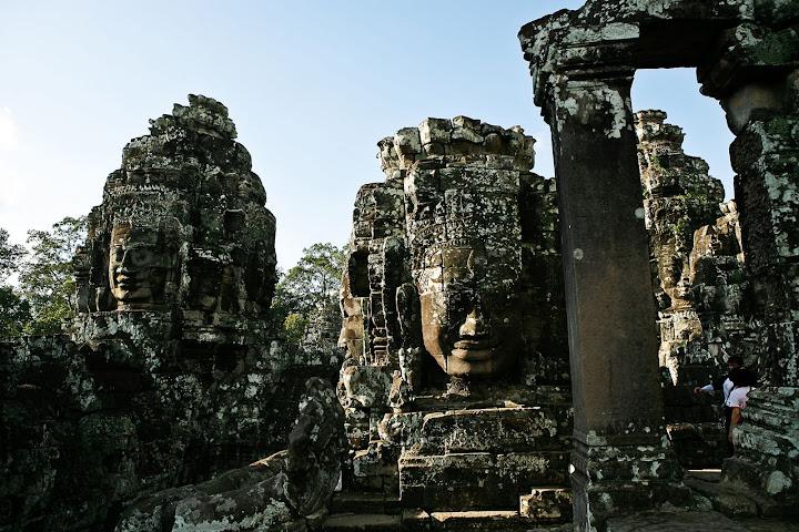 Angkor Thom Bayon - Cambodia