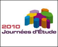 Logo Journées d'Étude 2010