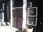 タイ料理レストラン&バー Basement 亜米利加橋の外観