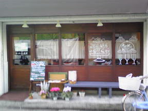ヨーロッパ食堂の建物外観