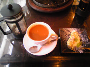 cup bearerのコーヒー・デザート