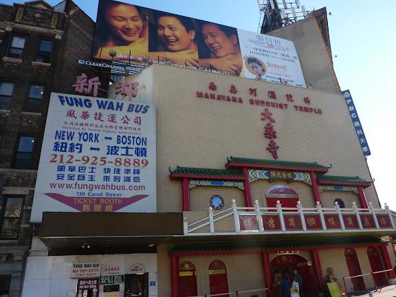 Blog de voyage-en-famille : Voyages en famille, Chinatown, Soho et Midtown Est