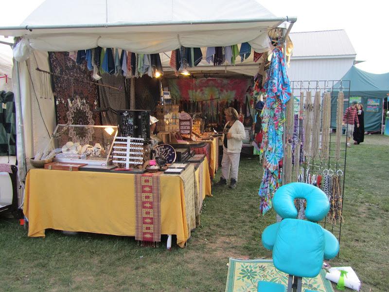 rachel's fringe jewelry festival vendors booth