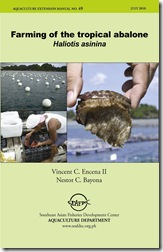 AEM 49 Farming of the tropical abalone Haliotis asinina