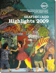 SEAFDEC/AQD Highlights 2009