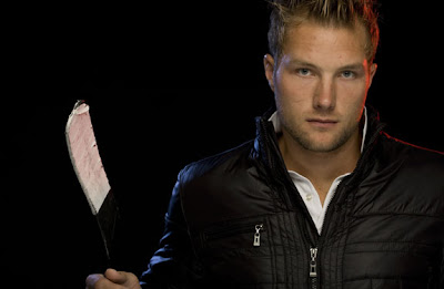 Absolutely love this man.  Thank you Capitals for objectifying your players in this sexy photoshoot!