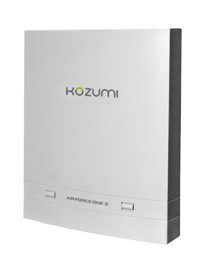 kozumi airforce one 2 V3 configuración instalación consejo
