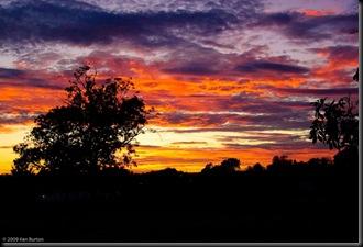 Pewsey Sunset4