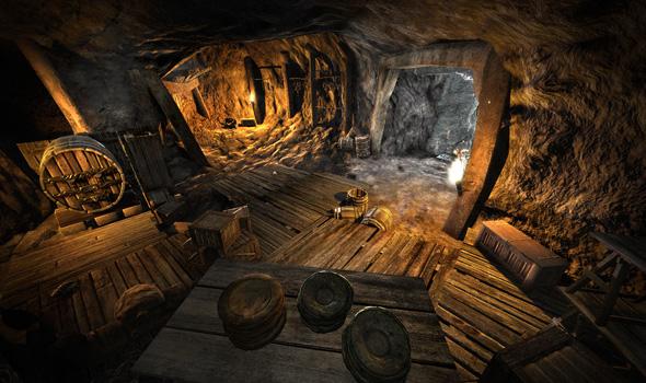 скриншот arcania