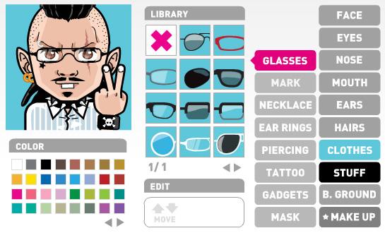 Сайты что бы сделать аватарку создание сайтов через конструктор