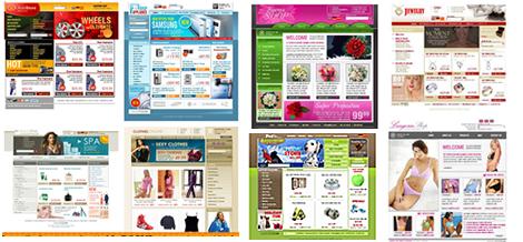 osCommerce шаблоны интернет магазин