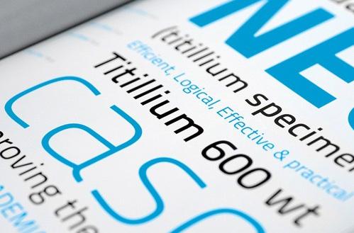 Typography site