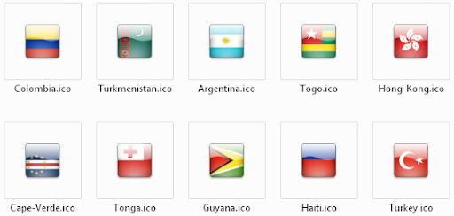 флаги англоговорящих стран