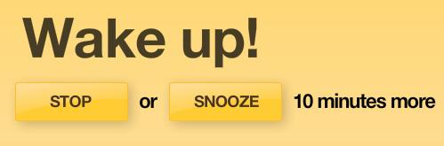 онлайн будильник часы