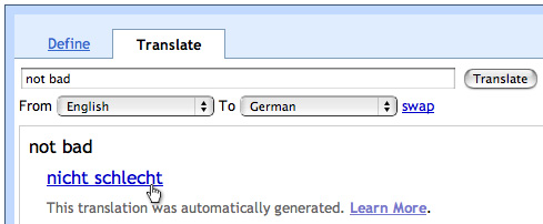 Blogger перевод текста