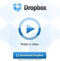 онлайн хранилище Dropbox