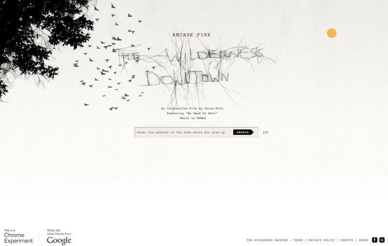 технологичный флеш сайт 2010