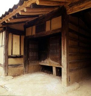Jeong Yongjun's house in Yeongcheon Servants Qrs