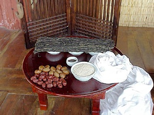 praying table
