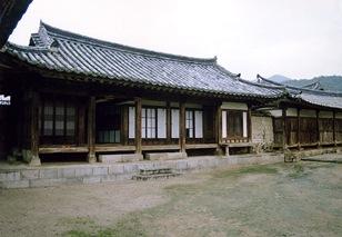 Cheongdo Sarangchae(Husband's quarters)