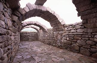 Cheongdo Seokbinggo remaining arches
